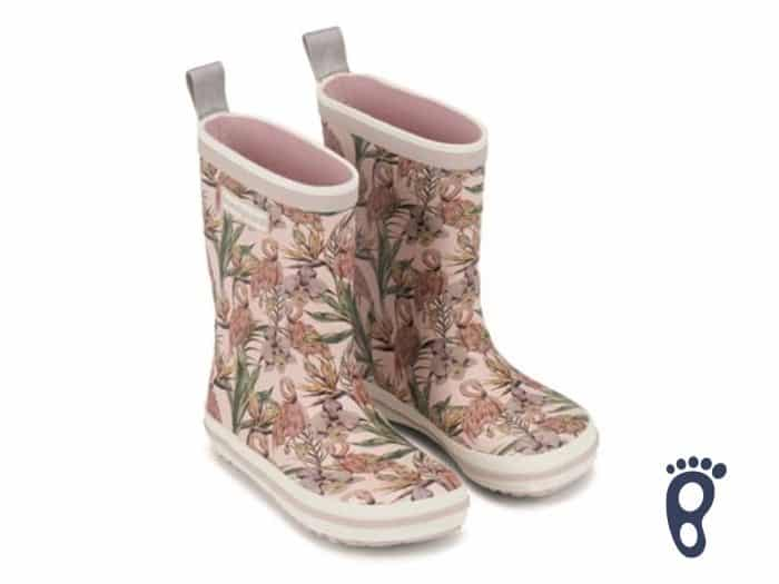 Bundgaard - Classic Rubber Boots - Flamingo 1