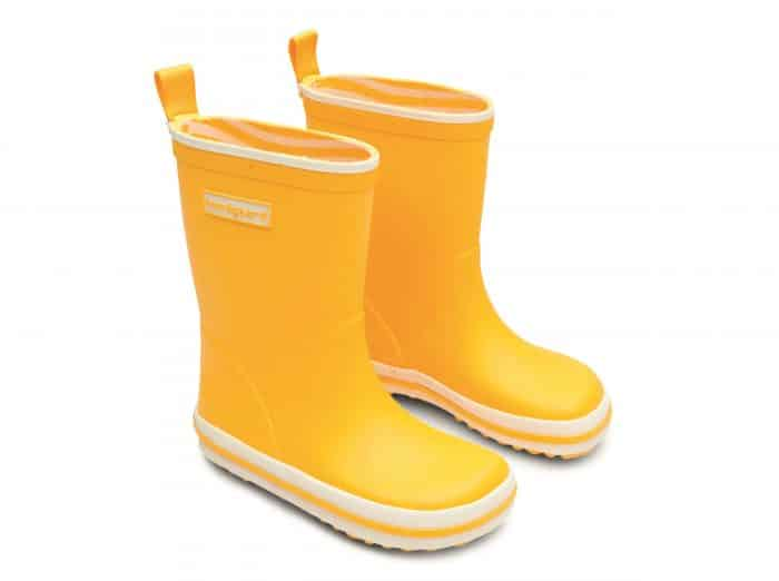 bundgaard classic rubber boots sunflower