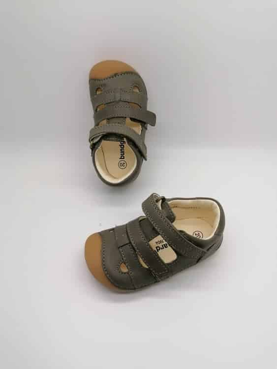 bundgaard petit sandal barefoot sandalky army