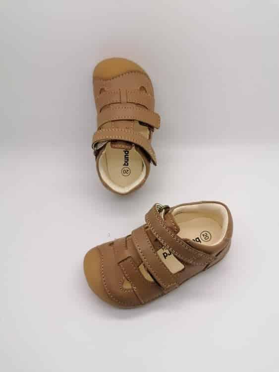 bundgaard petit sandal barefoot sandalky camel