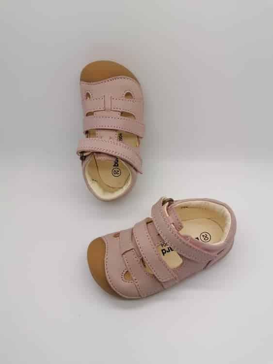 bundgaard petit sandal barefoot sandalky old rose
