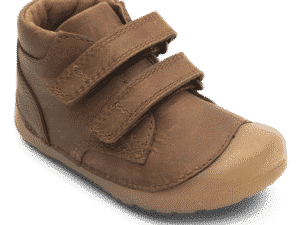 bundgaard petit velcro brown