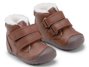 bundgaard petit winter mid velcro brown