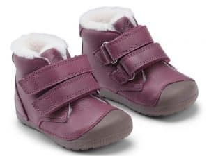 bundgaard petit winter mid velcro plum