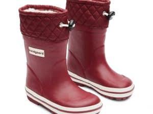 bundgaard sailor rubber boot warm bordeaux