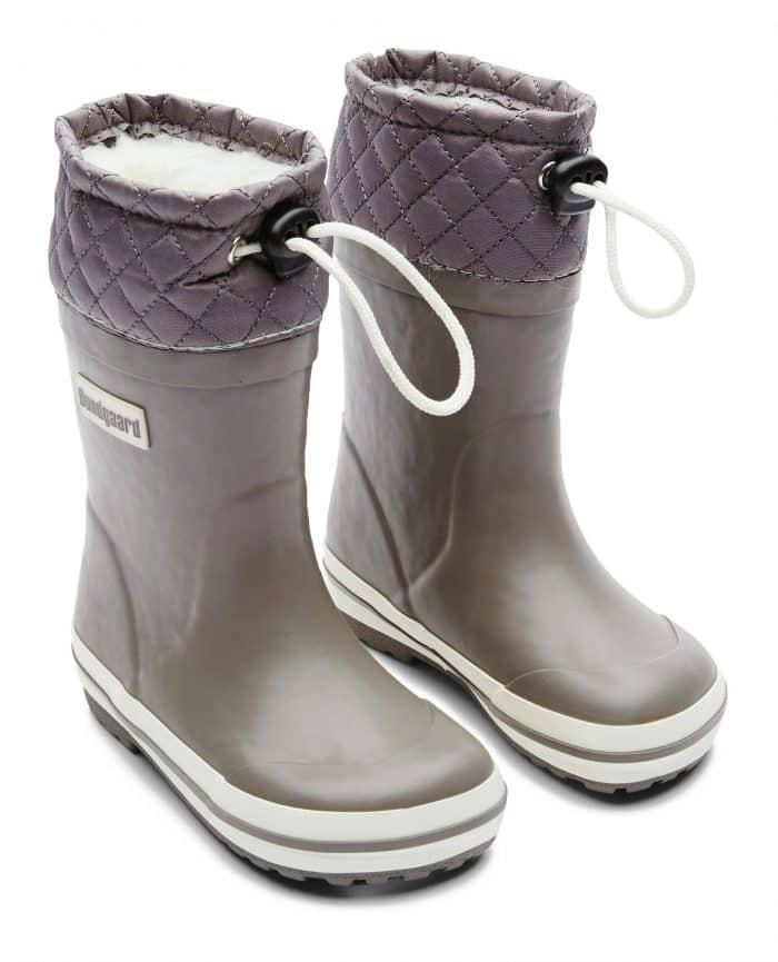 bundgaard sailor rubber boot warm grey