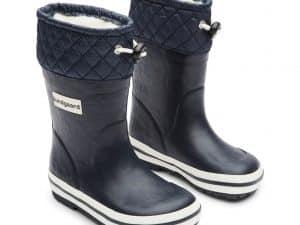 bundgaard sailor rubber boot warm navy