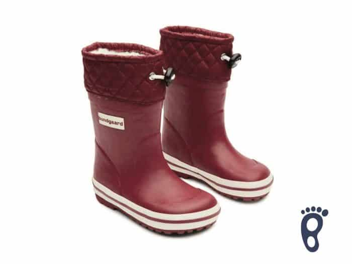 Bundgaard - Sailor Rubber Boots Bordeaux 1