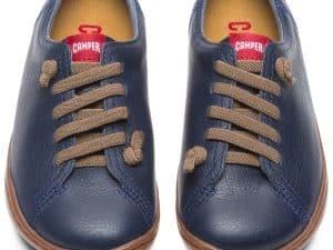 47631ece04fe Camper – Peu – prechodné topánky – Modré