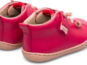 camper peu first walker pink