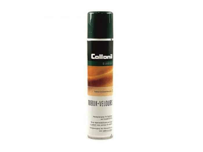 Collonil - Nubuk / Velours Sprej 200 ml - 729 tmavošedý 1