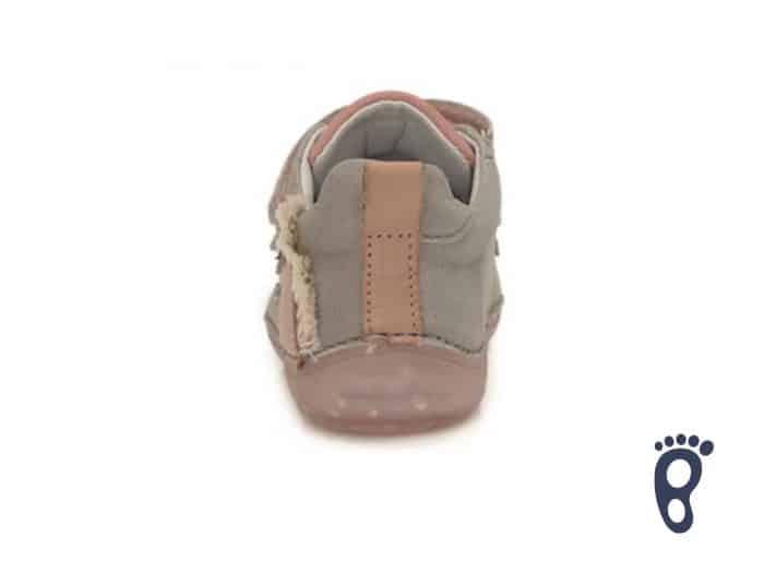 D.D.Step - Prechodné topánky - Light Grey Unicorn 3