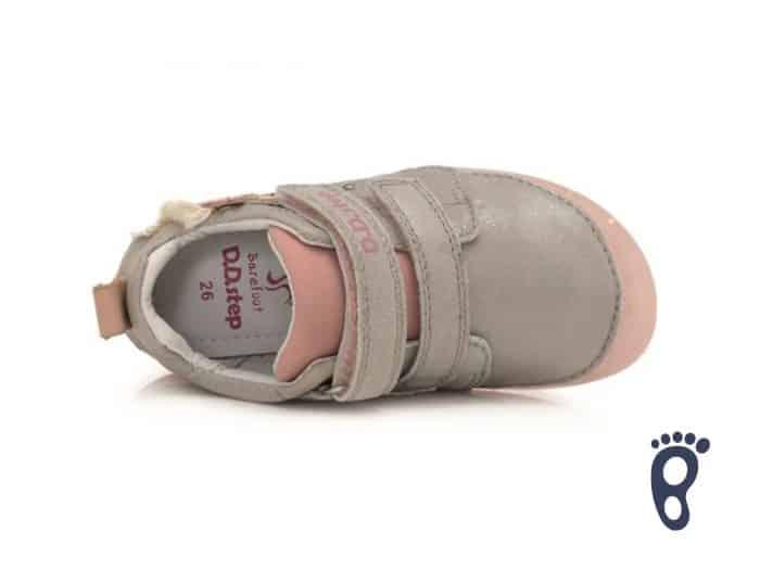 D.D.Step - Prechodné topánky - Light Grey Unicorn 5