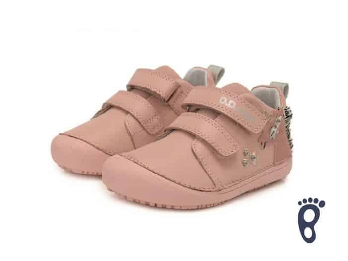 D.D.Step - Prechodné topánky - Pink Unicorn 2