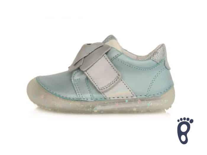 D.D.Step - Prechodné topánky - Sky Blue 1
