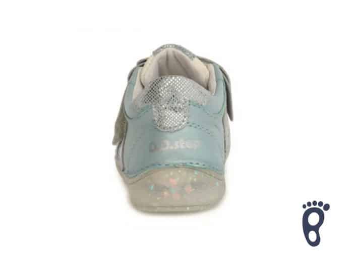 D.D.Step - Prechodné topánky - Sky Blue 3