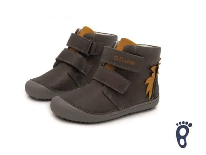 D.D.Step - Prechodné topánky - Grey - Lion 1