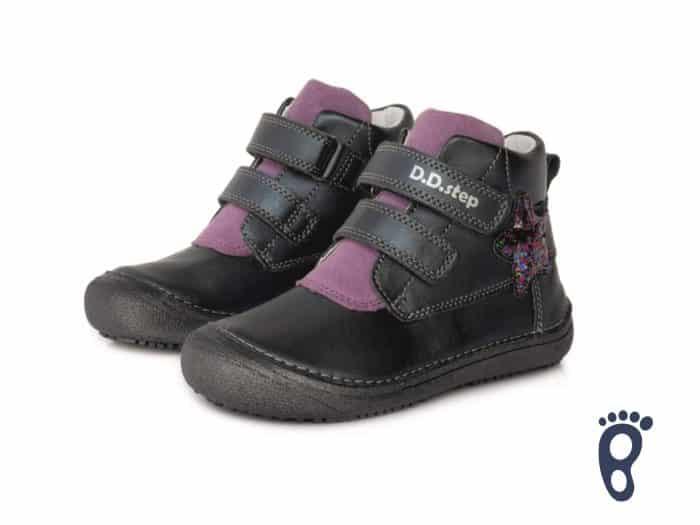 D.D.Step - Prechodné topánky - Royal blue - Star 1