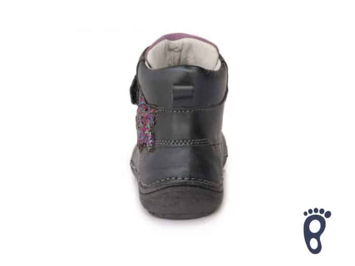 D.D.Step - Prechodné topánky - Royal blue - Star 2