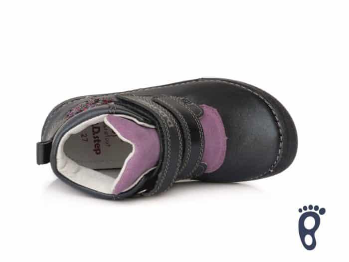 D.D.Step - Prechodné topánky - Royal blue - Star 4