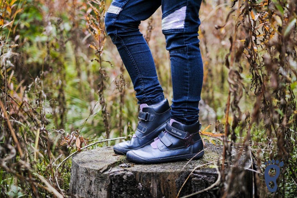 Vyššie prechodné topánky D.D.Step. Nezničiteľný obľúbenec našej rodiny. 7
