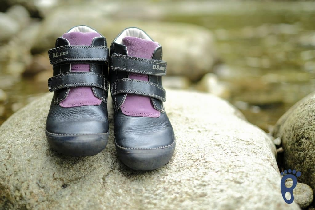 Vyššie prechodné topánky D.D.Step. Nezničiteľný obľúbenec našej rodiny. 9