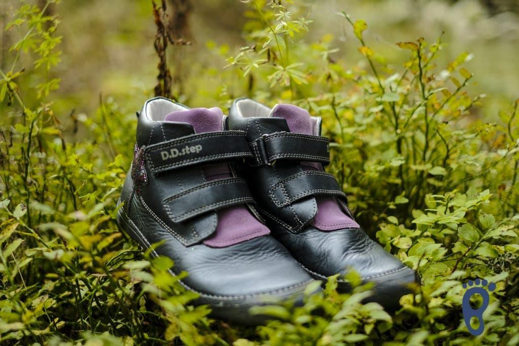 Vyššie prechodné topánky D.D.Step. Nezničiteľný obľúbenec našej rodiny. 2