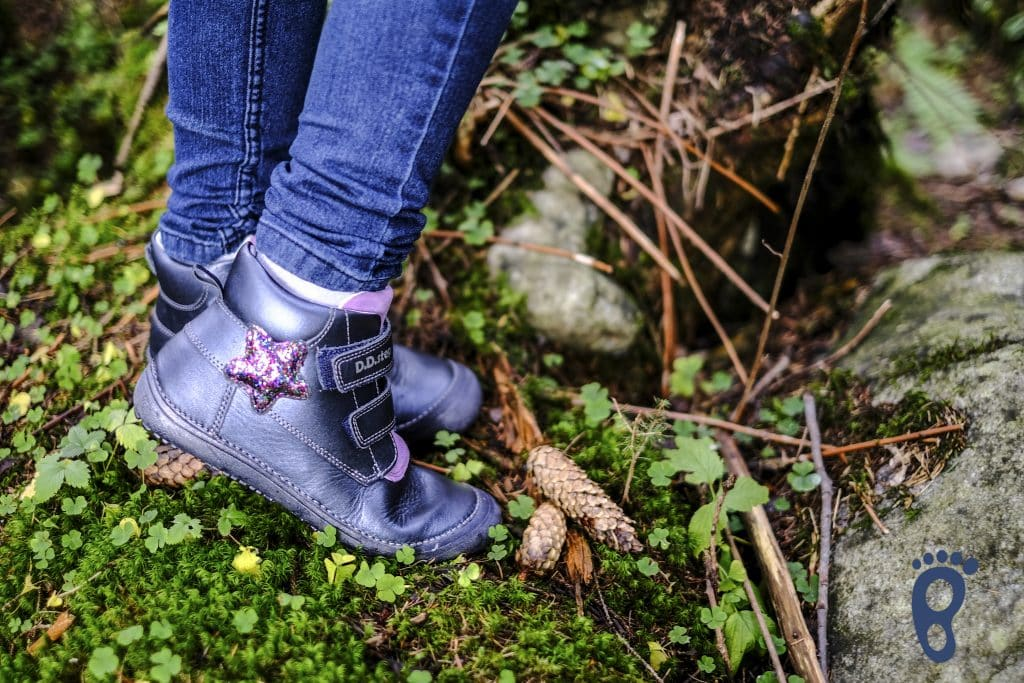 Vyššie prechodné topánky D.D.Step. Nezničiteľný obľúbenec našej rodiny. 6