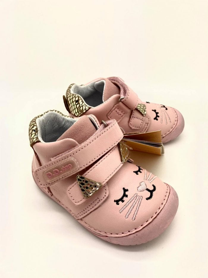 D.D.Step - Prechodné topánky - Baby Pink 7