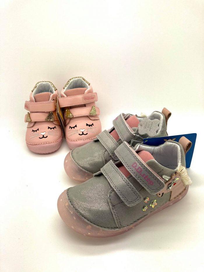 D.D.Step - Prechodné topánky - Baby Pink 8
