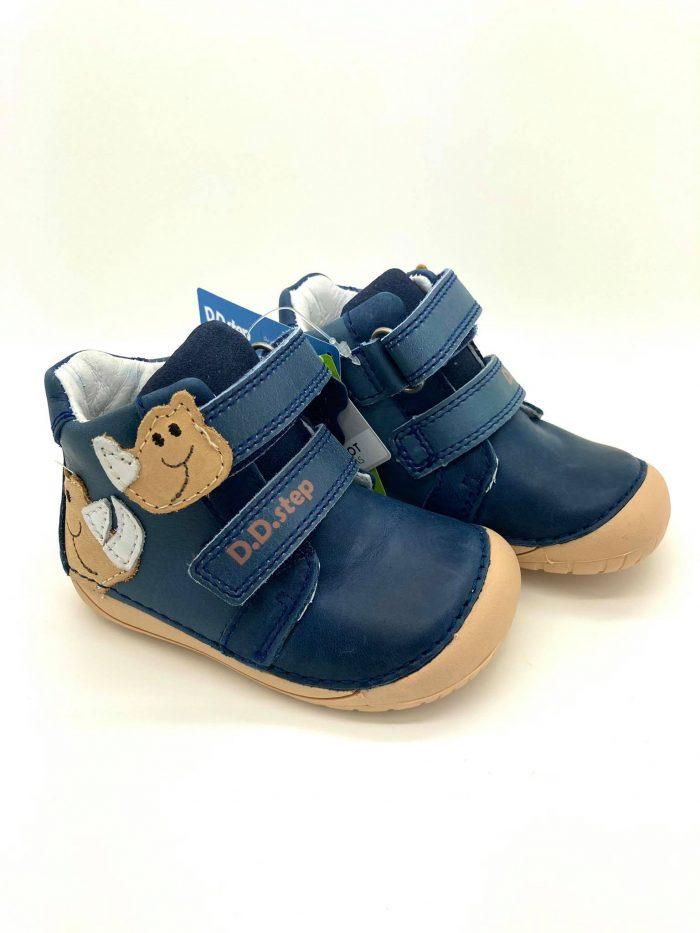 D.D.Step - Prechodné topánky - Royal Blue Dino 6