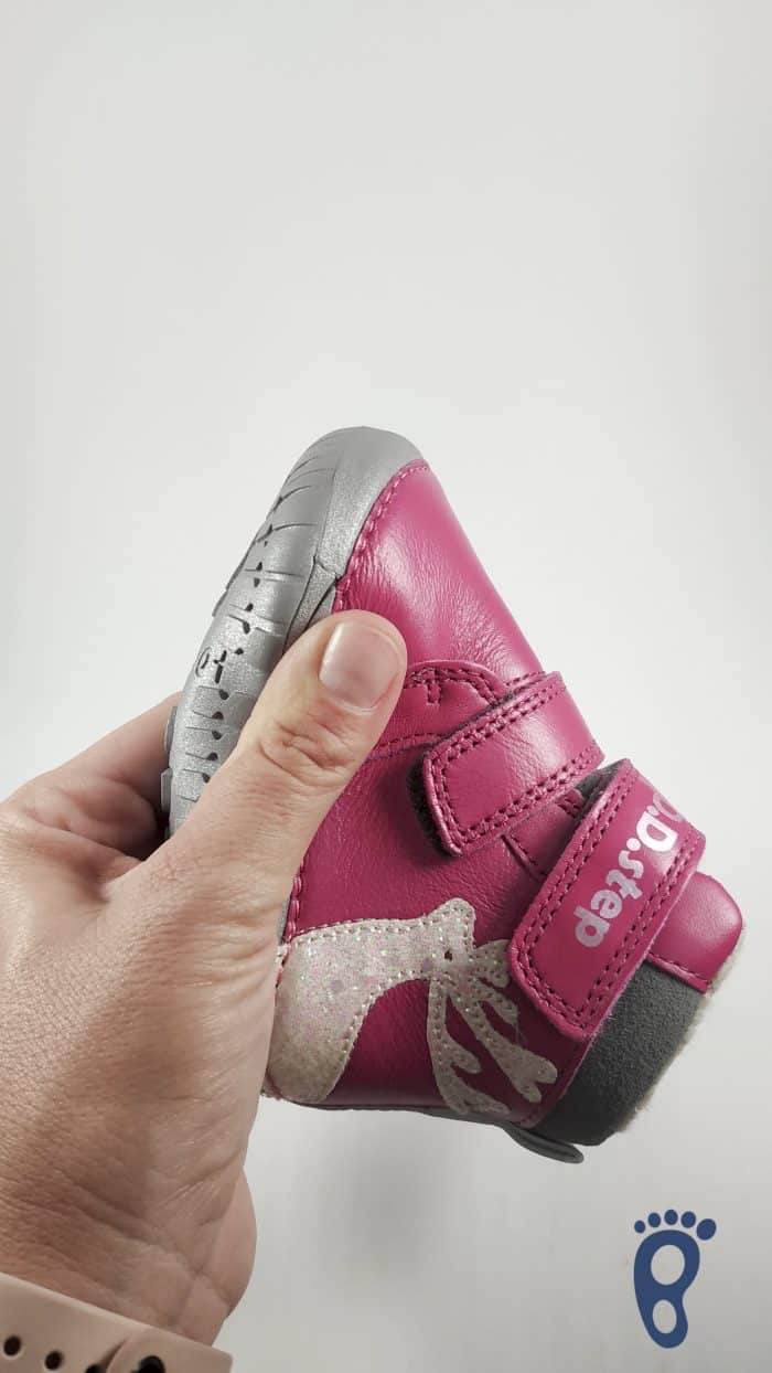 D.D.Step  - Zimné topánky - Dark Pink - Reindeer 3