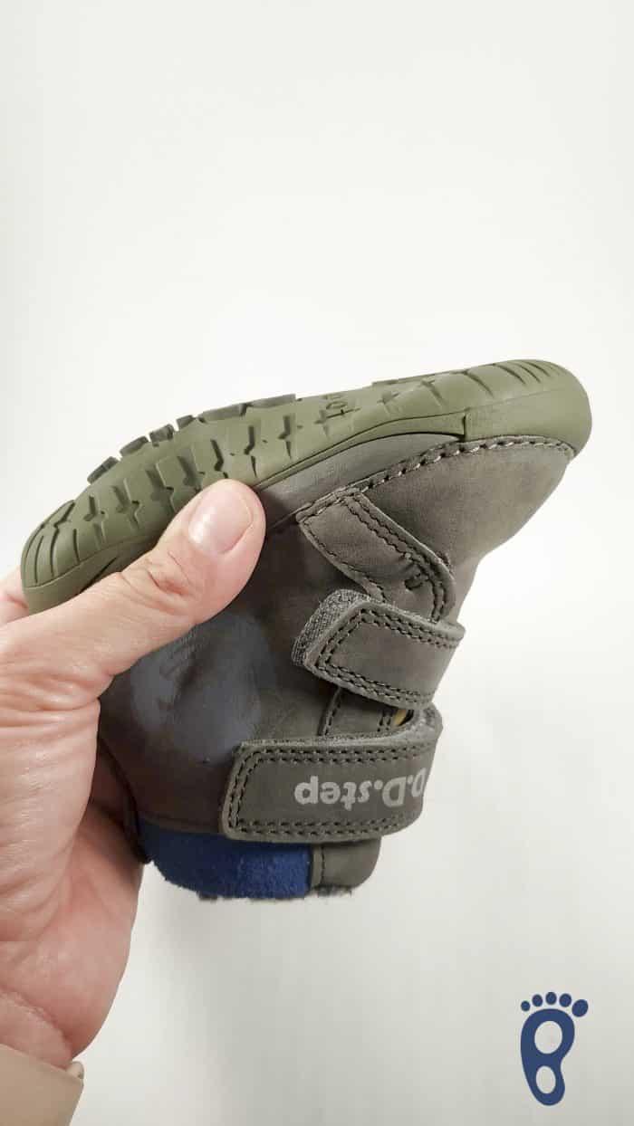 D.D.Step  - Zimné topánky - Dark Grey - Stamp 3