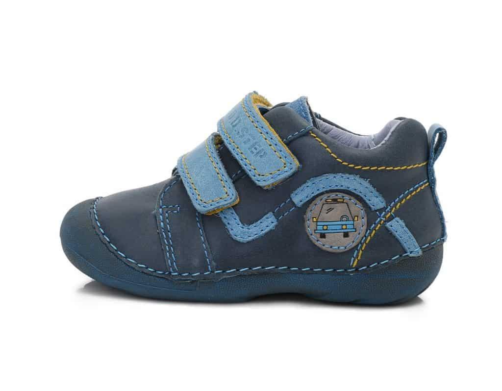 D.D.Step - Modré s autíčkom • Bosáčik e2d295864d