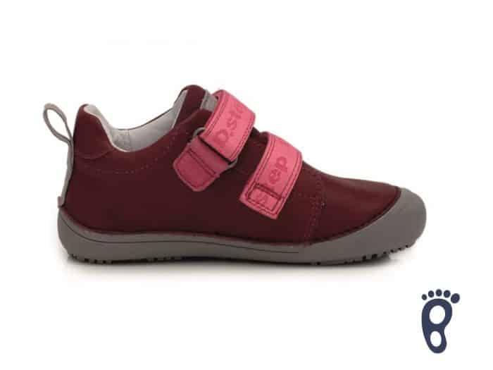 D.D.Step - Prechodné topánky - Dark pink 4