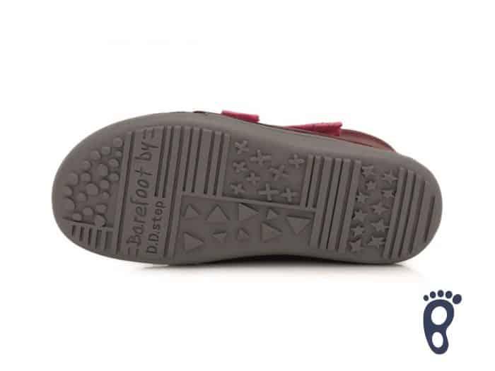 D.D.Step - Prechodné topánky - Dark pink 6