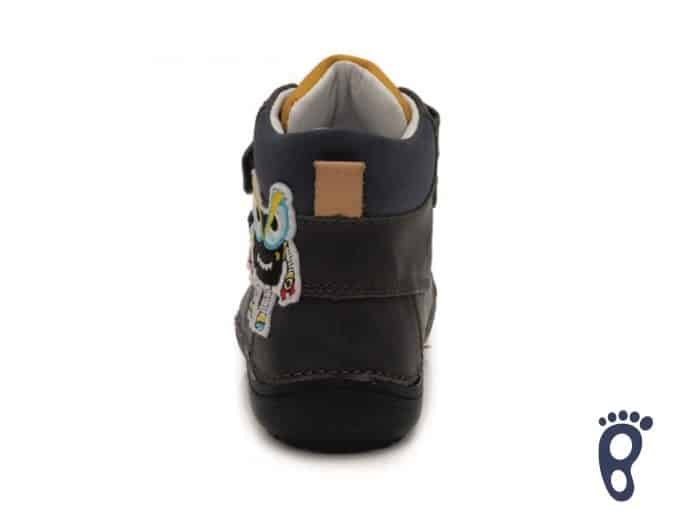 D.D.Step - Prechodné topánky - Royal blue Monster 3