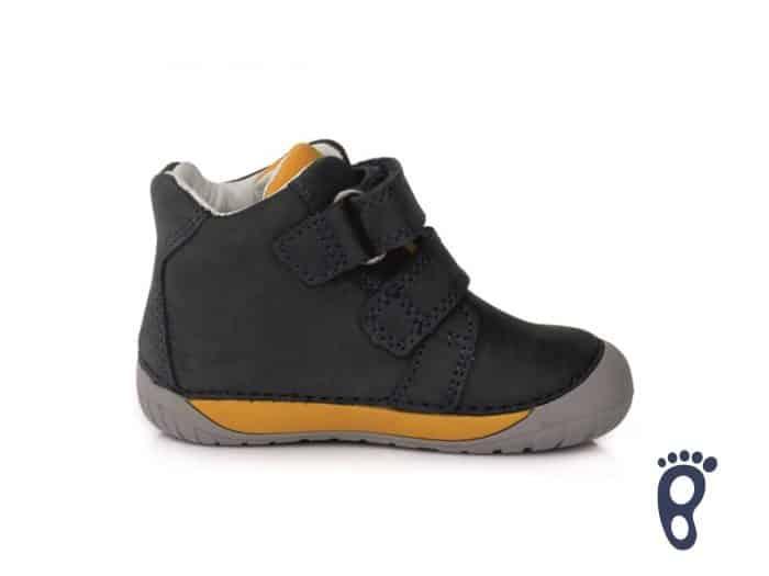 D.D.Step - Prechodné topánky - Royal Blue - Barefoot 2