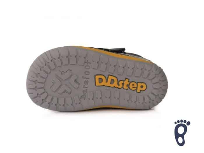 D.D.Step - Prechodné topánky - Royal Blue - Barefoot 4