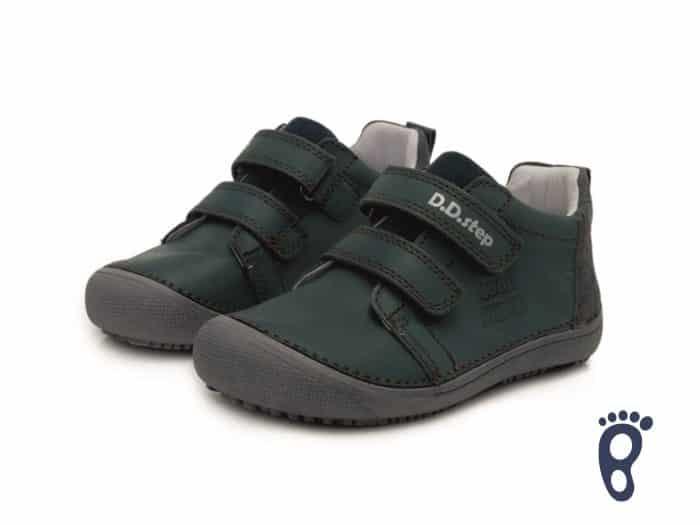 D.D.Step - Prechodné topánky - Royal Blue 2