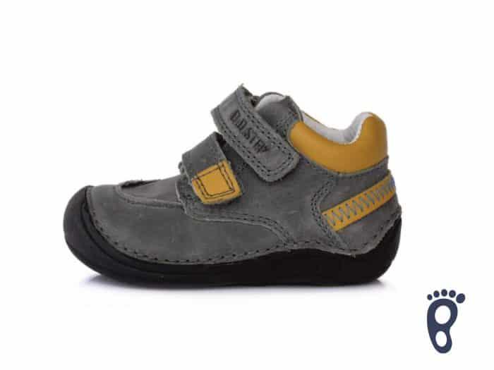 D.D.Step - Prechodne topánky - Dark Grey 1