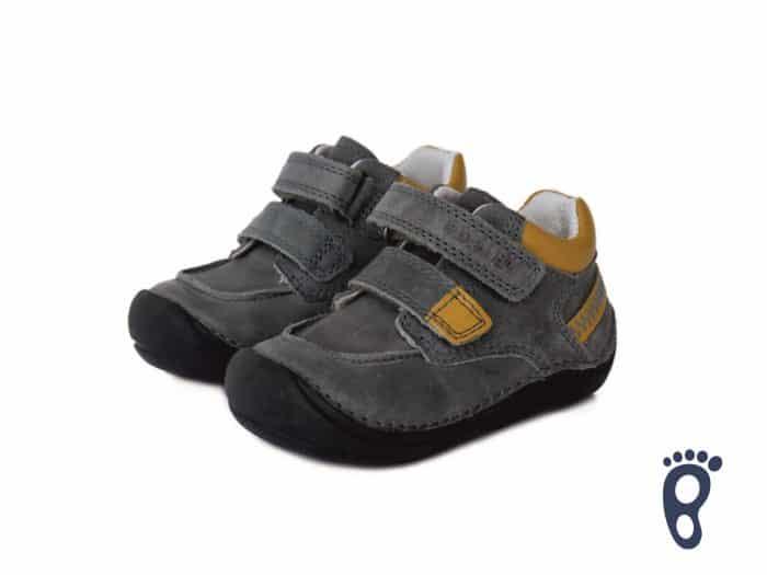 D.D.Step - Prechodne topánky - Dark Grey 2