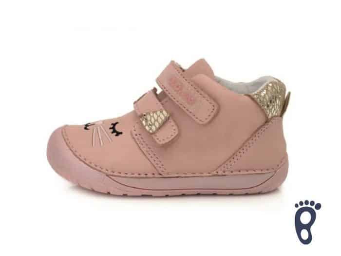 D.D.Step - Prechodné topánky - Baby Pink 1