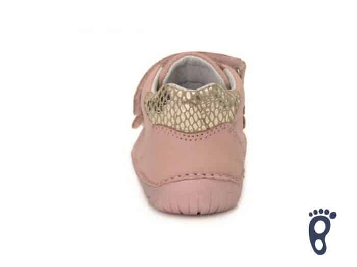 D.D.Step - Prechodné topánky - Baby Pink 3