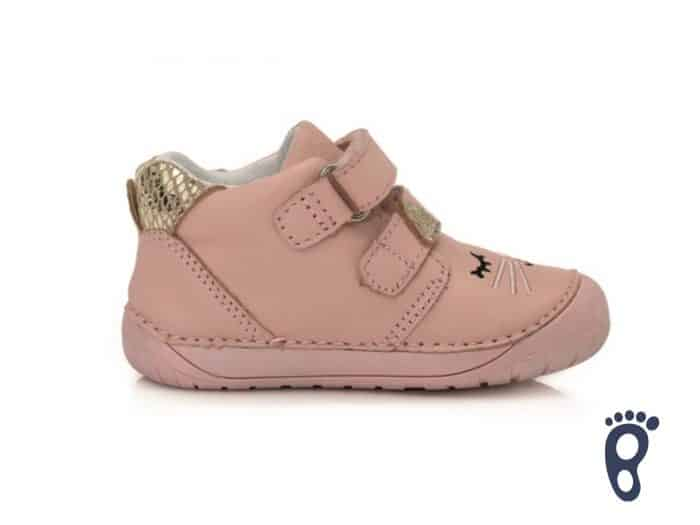 D.D.Step - Prechodné topánky - Baby Pink 4