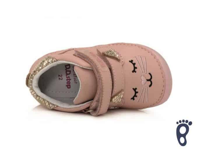 D.D.Step - Prechodné topánky - Baby Pink 5