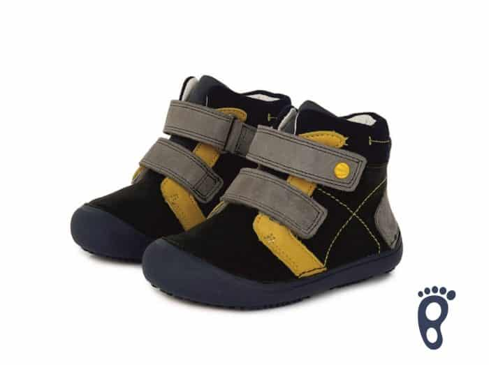 D.D.Step - Prechodné topánky - Black 1