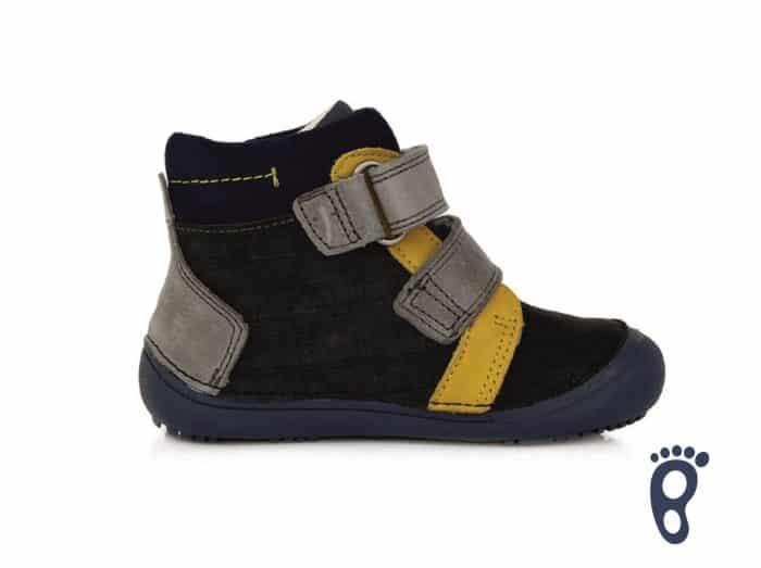 D.D.Step - Prechodné topánky - Black 2