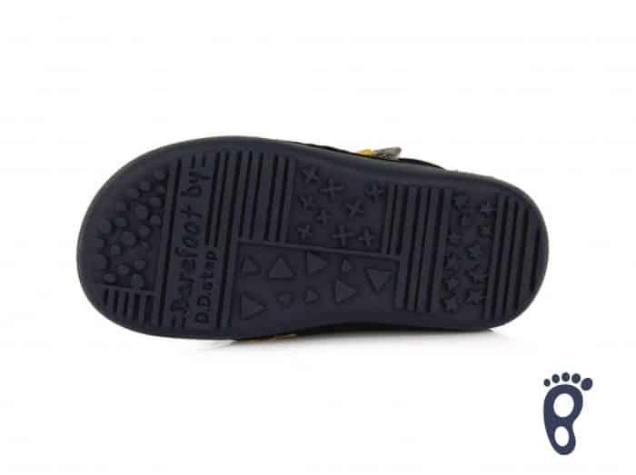 D.D.Step - Prechodné topánky - Black 3