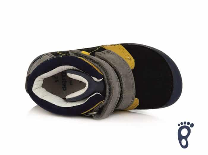 D.D.Step - Prechodné topánky - Black 4
